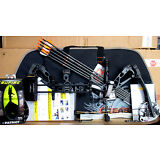 NEW 2018 Diamond Bowtech Infinite Edge SB-1 Black BOW Package RH 7-70# 15-30""