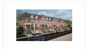 *********TownHouse site in Newmarket*********