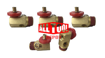 Air Tank Manifold Air Comrpessor Portable Air Tanks With Safety Valve 5 Packs