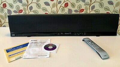 Yamaha YSP-4100 Sound Projector - Home Theater Sound Bar