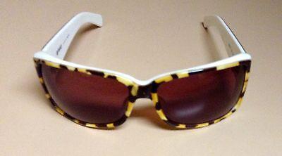 """REEF By Ranieri """"Brava"""" Ladies Sunglasses - Tortoise & White Frame/Rose Lenses"""