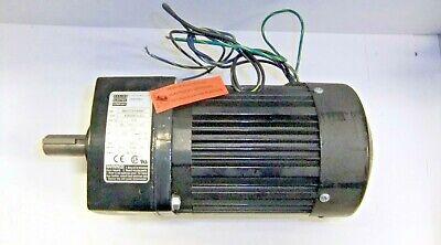 Bodine Gear Motor 201 0652 42r5bfsi-e3