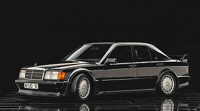 Mercedes 190 E 2.5-16 Evolution