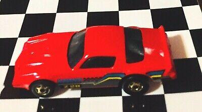 🏁 Hot Wheels 1982 Speed Fleet Red Camaro Z-28  🏁
