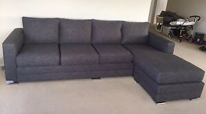 Brand New Harvey Norman 4 Seater + Chaise.  Moving Overseas Sandringham Rockdale Area Preview