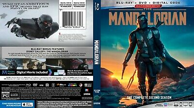 The Mandalorian Season 2 Blue-Ray