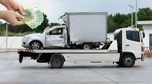 Buying Wrecked Isuzu Trucks Heatherbrae Port Stephens Area Preview