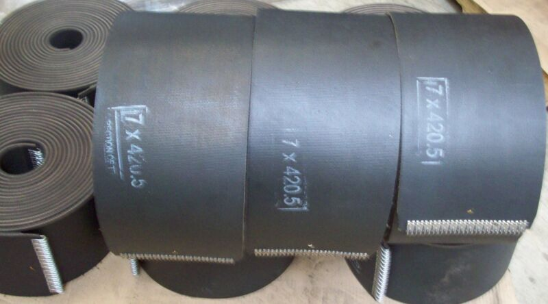 New Holland Baler Belts / Premium/ Mini Rough Top/ Mato Lace