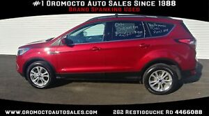 2017 Ford Escape SE 0NLY 08700 KM,Heated Seats, Back Up Camer...