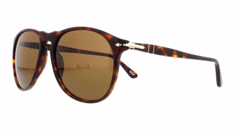74479950f6642 PERSOL Sunglasses PO 9649S 24 57 Havana 55MM