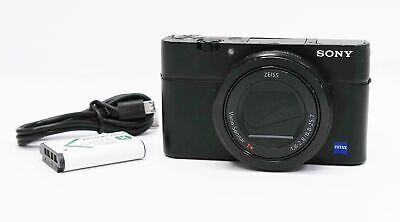 Sony DSC-RX100 III 20.1 MP Compact Digital Camera - Black READ