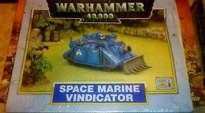 Warhammer 40K Space Marine VINDICATOR