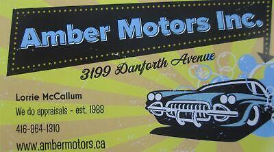 Amber Motors Inc