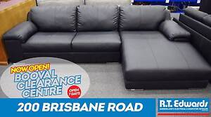 Tribeca 3 Seater Lounge with Chaise Booval Ipswich City Preview