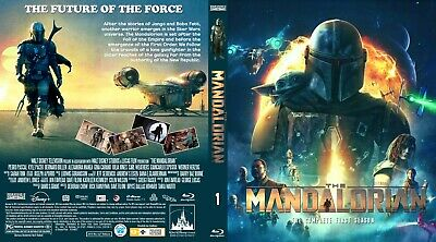 The Mandalorian Season 1 Blue Ray