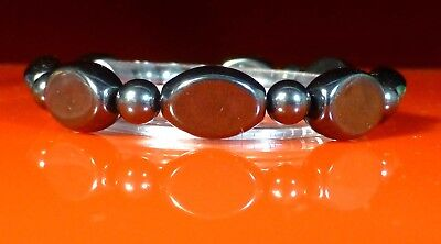 LADIES BEST SELLING BIO MAGNETIC THERAPY HEALING BRACELET-ARTHRITIS PAIN