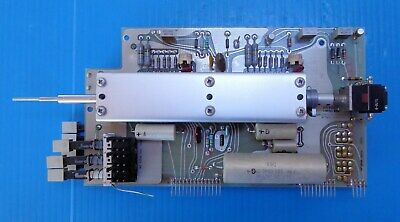 Tektronix 465 Timediv And Delay Switch Board For 465 Series Scope