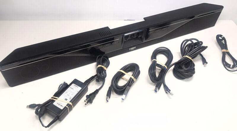 Yamaha CS-700 Video Sound Collaboration Soundbar w/ USB and Power Adapter