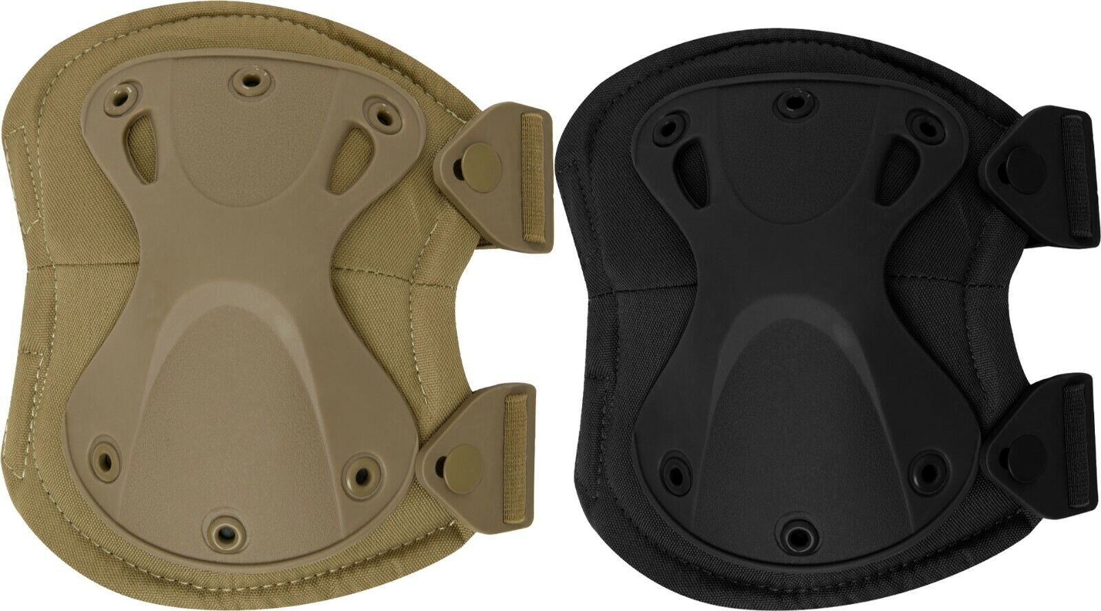 Tactical Low Profile Knee Pads, Thick Flex Superior Combat Protection Hunting