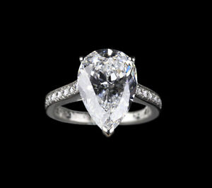 CARTIER-PLATINUM-3-77CT-BRILLIANT-CUT-PEAR-SHAPED-IF-COLOUR-D-DIAMOND-RING-TS001