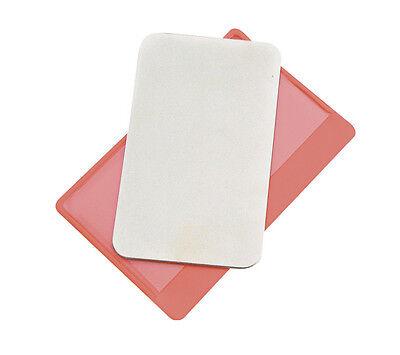 Knife Sharpener Diamond Fine Grit Dmt Dia Sharp Sized for Wallet Pocket Pack
