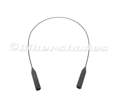 - Sport Eyewear Lanyard Sunglasses Retainer Glasses Cord Strap Neck String 16.5in