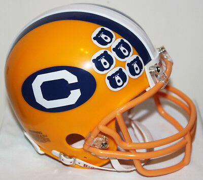 1976   1977 Cal Golden Bears Custom Riddell Mini Helmet   Joe Roth