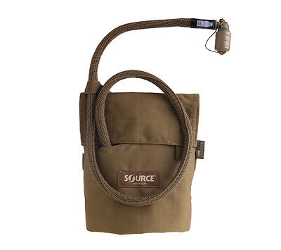 Source Tactical Kangaroo 1 Liter Hydration Reservoir Molle Pouch Coyote