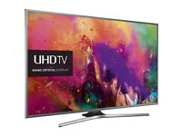 "SAMSUNG Ue55ju6800 Smart Ultra HD 4k 55""LED TV...Ex-Display...No scratch or dent"