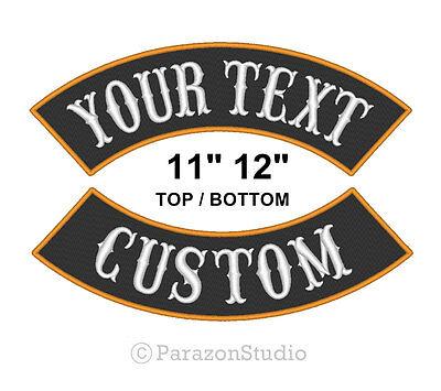 Custom Embroidered 11