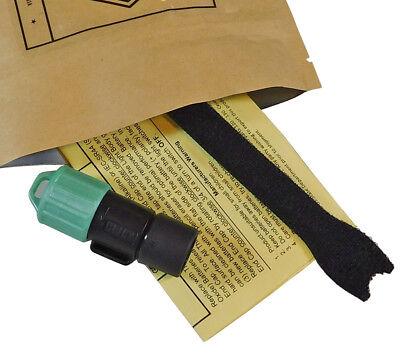 Mk10 LED Finger Light NVG Green Hands Free Military Survival Kit Task Flashlight - Finger Flashlights