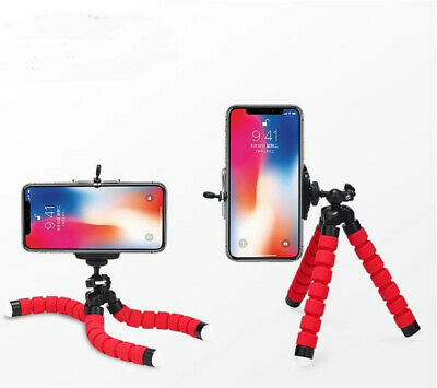 Universal IPhone Holder Mobile For Phone Stand Octopus Tripod Camera Grip