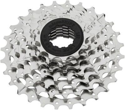 SUNRACE CS-M63  7-SPEED---11-24T MTB--ROAD NICKEL BICYCLE CASSETTE