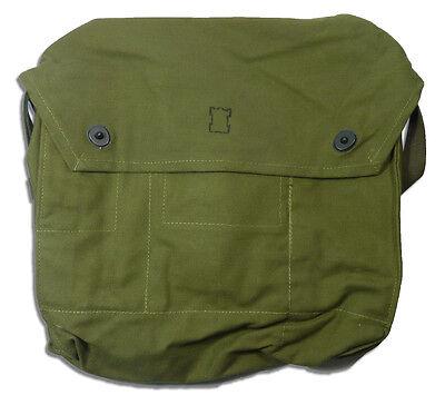 Finnish Gas Mask Bag Olive Drab 5col Finland Military Surplus Shoulder Satchel