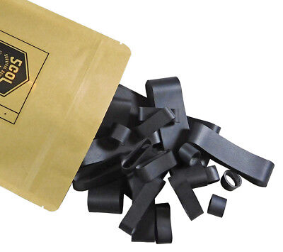 Heavy Duty Rubber Bands Big Mix 27-pack Made In Usa Of Epdm Survival Gear