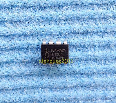 50pcs Tda7052a Dip-8 Nxp