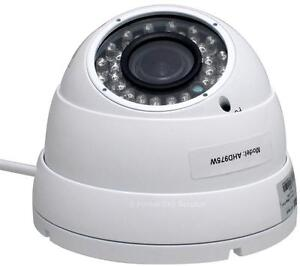 New - SECURITY CAMERA 1080P HIGH DEFINITION - LONG RANGE NIGHT VISION - WEATHERPROOF FOR INDOOR - OUTDOOR APPLICATIONS!