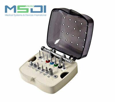Dental Implant Surgical Kit - Basic Surgical Implant Kit - Mis Adin Ditron Msdi
