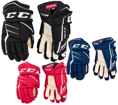 CCM Jetspeed FT350  Hockey Gloves - Sr, Jr