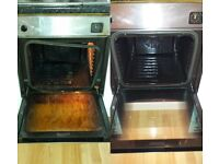 Oven cleaning at affordable price