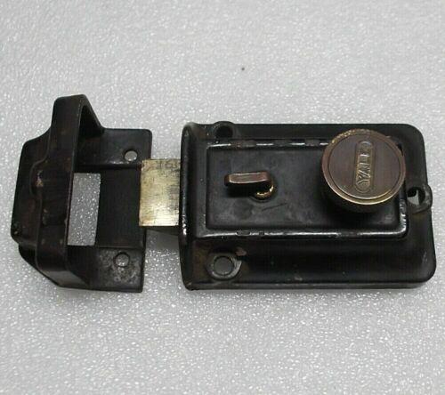 Antique Vintage YALE Deadbolt Door Lock Latch Bolt