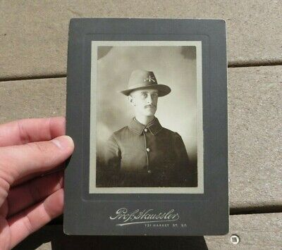 1st California Infantry Regiment Spanish American War Photograph Picture ID'd