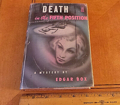 Death in the Fifth Position by Gore Vidal as Edgar Box