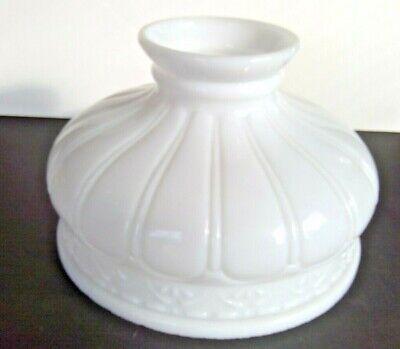 "10"" White Oil Lamp Shade for Rayo Aladdin Lamp Globe"