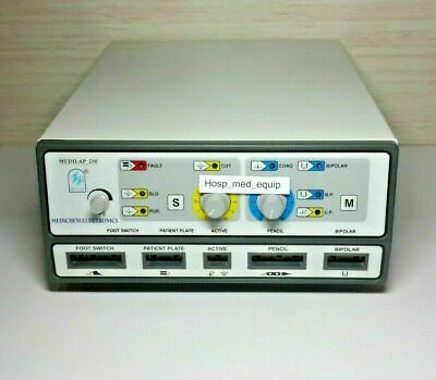 Electrocautery Unit Digital For Skin And Dermatology Medilap 250watt
