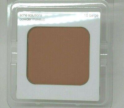 Clinique Acne Solutions Powder Makeup Refill - 15 BEIGE - .35 oz Blister Pack