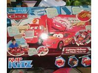 Disney Cars Klip Kitz Lightning Mcqueen and Mack