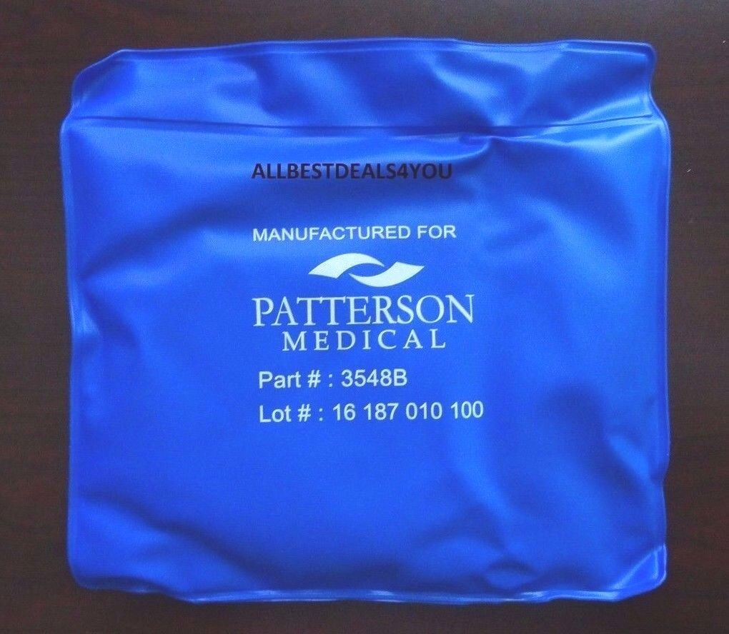 "Patterson Medical Reusable Cold Pack  ~ Quarter Size 5.5"" x"