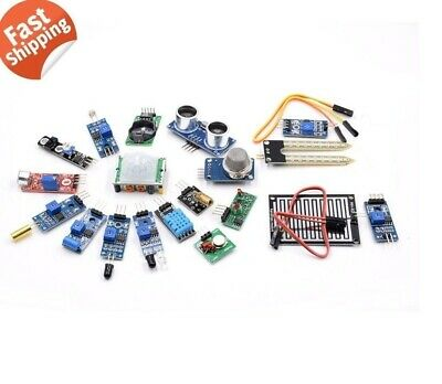 Raspberry Pi Arduino Sensor Kit 16 Modules Package 16 Kinds Of Sensor