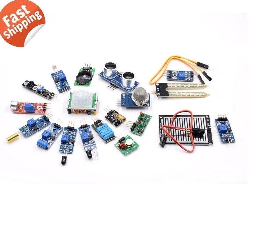 raspberry pi arduino sensor kit 16 modules